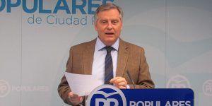 """Cañizares mete a Page y Sánchez en el mismo saco pactan """"un teatrillo"""" para tapar que sus gobiernos son la misma ruina"""