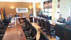 CECAM calcula que las empresas de C-LM pagarán hasta 53 millones de euros más al año por el incremento de las cotizaciones a la Seguridad Social