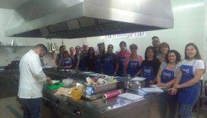 CEOE-Cepyme Cuenca finaliza un curso de repostería dirigido al sector hostelero