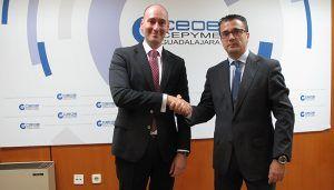 CEOE-Cepyme Guadalajara renueva su convenio con Prodatos Alcarria