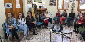 Comenzó el I Encuentro Intergeneracional de Mujeres de Cabanillas