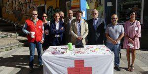 Cruz Roja Cuenca celebra el Día de la Banderita a favor de la Infancia y Juventud