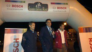 Cuenca acogió la llegada y salida de etapa del V Spain Classic Raid