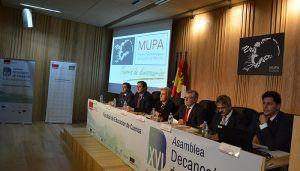Decanos de Educación debaten en Cuenca sobre la mejora y la renovación del proceso educativo