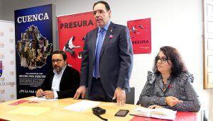 Diputación de Cuenca se suma a la feria Presura 2018 en su estrategia de lucha contra la despoblación
