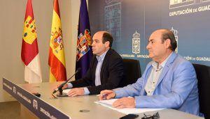 Diputación de Guadalajara aprueba una inversión de más de 640.000 euros para obras hidráulicas y de eficiencia energética