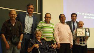 El Ayuntamiento de Cuenca conmemora el Día Internacional de los Mayores con un acto institucional en el Centro Aguirre