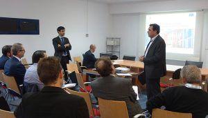El Ayuntamiento de Cuenca presenta a empresarios de hostelería el portal de Destino Turístico Inteligente