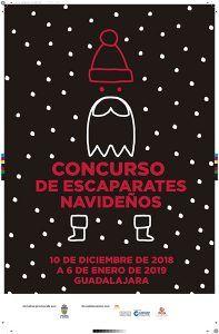 El Ayuntamiento de Guadalajara convoca la nueva edición del Concurso de Escaparates Navideños