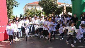 El azudense Álvaro Rojas y la madrileña Sara Noren, vencedores del II Duatlón Caminando por la Inclusión en Cabanillas