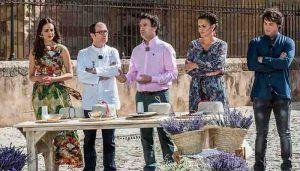 El episodio de MasterChef Celebrity grabado en Sigüenza se emite este próximo domingo