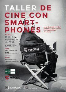 El FESCIGU organiza un taller de cine con smartphones