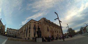 """El Gobierno regional está dispuesto a abrir """"mañana mismo"""" el Palacio del Infantado"""