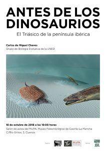 El Museo de Paleontología nos acerca a los reptiles marinos que poblaron la tierra antes de los dinosaurios