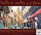 El pintor conquense Pedro Romero Sequí expone en el Ateneo de Sevilla
