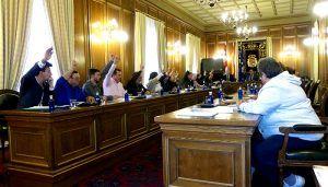 El Pleno de Diputación aprueba las normas del POS 2019 con el respaldo del PP y el rechazo de la oposición