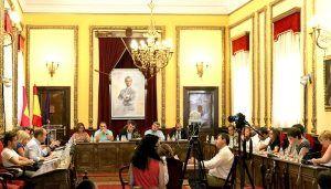 El Pleno del Ayuntamiento de Guadalajara aprueba una nueva modificación de crédito que permitirá realizar importantes actuaciones en la ciudad