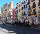 El Sistema de Ordenación del Tráfico en el Casco Antiguo de Cuenca registra 601.639 tránsitos desde su puesta en marcha