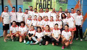 El VI Circuito de Pádel Diputación de Cuenca echó el cierre con la disputa del Máster Final en Padelea