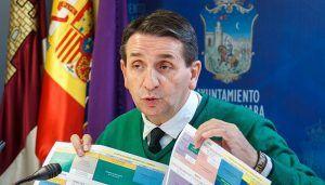 """Eladio Freijo """"El PSOE y Ahora Guadalajara llevan todo el año tratando de reventar el título de Ciudad Europea del Deporte. No lo voy a consentir"""""""