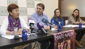 Este fin de semana se celebra el VIII Torneo de Gimnasia Rítmica Maite Nadal en el Multiusos