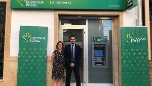 Eurocaja Rural lleva su banca de cercanía a Almàssera (Valencia)