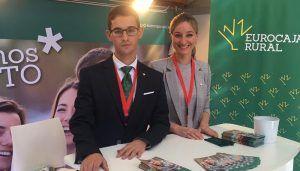 Eurocaja Rural presenta su oferta de empleo a los universitarios de la región