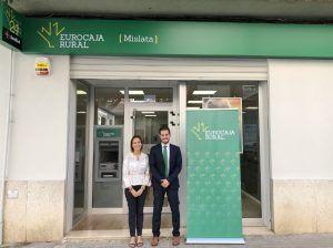 Eurocaja Rural prosigue su expansión en Valencia y abre su primera oficina en Mislata