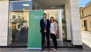 Eurocaja Rural sigue su expansión por Valencia y abre oficina en Massarrojos