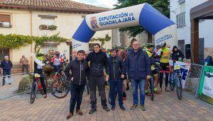Fernando Baraza se impone en el MTB Desafío de la Torrecilla celebrado en Arbancón