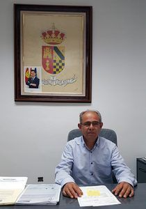 Francisco López, alcalde de Campillo de Altobuey