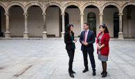 Gobierno central y UCLM buscan colaborar en materia de prevención de la violencia de género