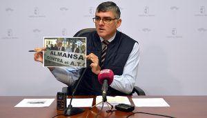 """Godoy insta al presidente regional del Partido Popular a """"rechazar el ATC para Cuenca como hizo en Almansa"""""""