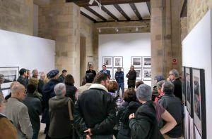 """Inaugurada la exposición """"Cuenca en la Mirada"""" de Tofiño en el Museo de la Fotografía de Huete"""