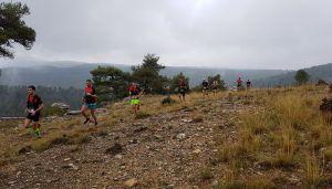 Iván Saiz y Cristina Belmar fueron los mejores en el III Trail Panorámico de Huélamo