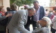 José Manuel Latre felicita a la Federación de Amas de Casa por la labor que realiza desde hace 50 años