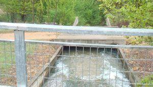 La CHT instala en el embalse de Beleña la automatización de las válvulas que optimizan la regulación del caudal ecológico