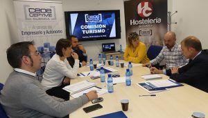 La Comisión de Turismo de CEOE-Cepyme Cuenca analiza las próximas actuaciones en la provincia