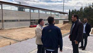 La constructora de las obras de La Fuensanta presenta un proyecto modificado y solicita cuatro semanas de prórroga