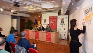 La Diputación de Guadalajara acoge la presentación de la Feria Presura para la Repoblación de la España Vacía en la que estará presente