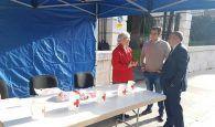 La Diputación de Guadalajara colabora un año más con el Día de la Banderita de Cruz Roja