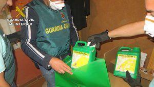 La Guardia Civil desarticula un grupo dedicado a estafar a agricultores en Cuenca
