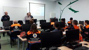 La Junta forma a 23 nuevos voluntarios de Protección Civil en la provincia de Cuenca