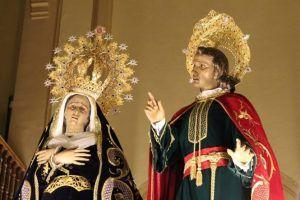 La R. I. V. H. de Ntra. Sra. de la Amargura celebra sus solemnes Cultos este fin de semana