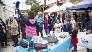 La solidaridad trillana consiguió recaudar 4.140 euros que serán repartidos entre Afaus y Fundación Numen