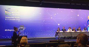 La SSPA participa en la Semana Europea de las Regiones para avanzar en sus objetivos contra la despoblación