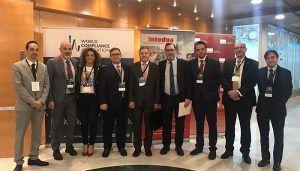 La UCLM reúne en Madrid a un grupo de expertos para estudiar los problemas procesales de las entidades ante un pleito penal