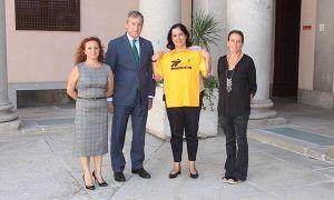"""La UCLM también se apunta a la 6ª Carrera Solidaria """"Fundación Eurocaja Rural-Grupo Tello Alimentación"""""""
