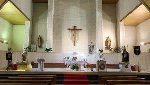 Las tres imágenes de San Julián desfilarán juntas este domingo en Cuenca por primera vez en la historia