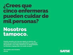 """Los centros de Castilla-La Mancha se """"inundan"""" con la campaña 'La Sanidad que merecemos'"""